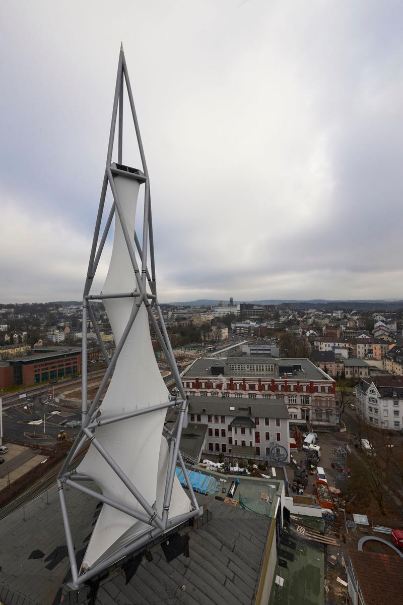 PHÄNOMENTA Science Center Lüdenscheid - Erweiterungsbau
