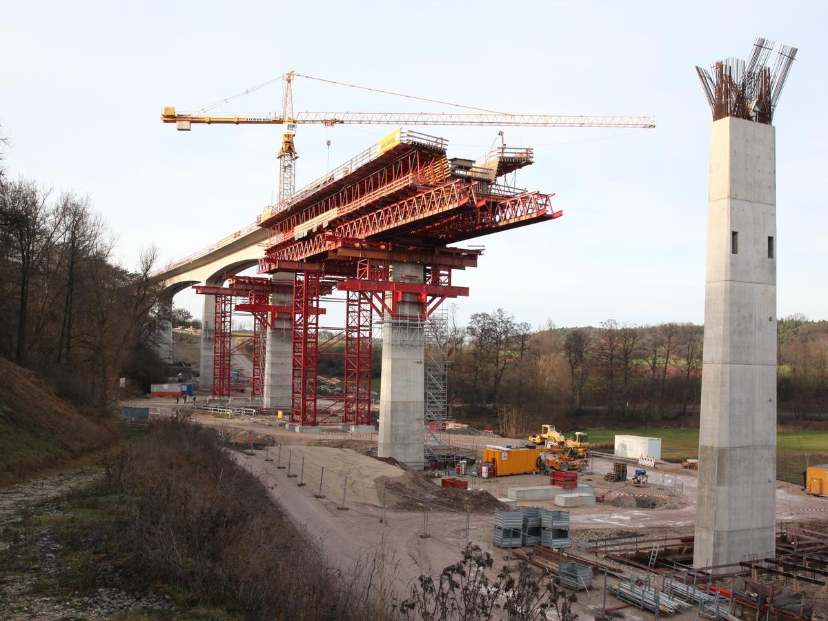 Aurachtalbrücke Emskirchen