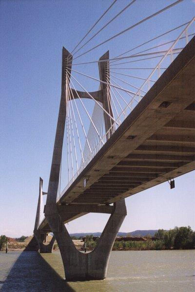 Tarascon-Beaucaire Bridge
