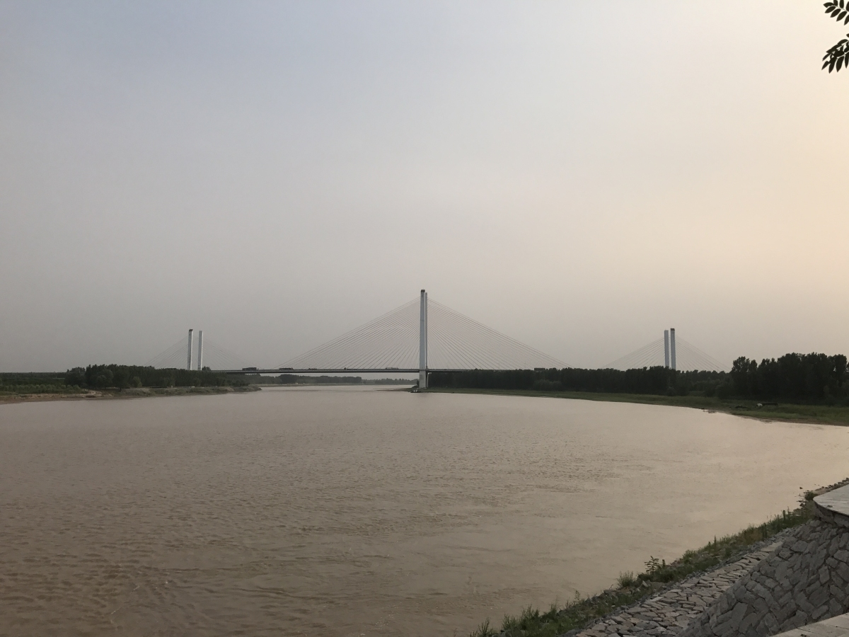 Binzhou Yellow River Binzhou Bridge