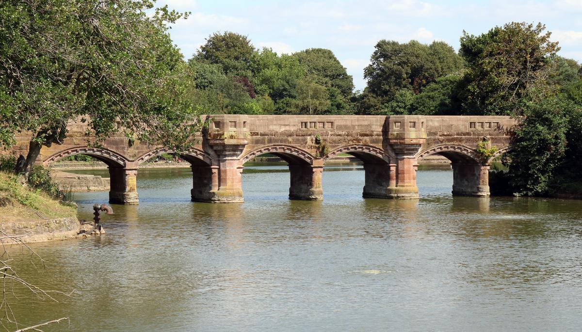 Stanley Park Lake Bridge