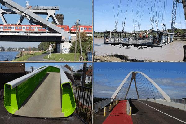 Classification des ponts par voie de communication