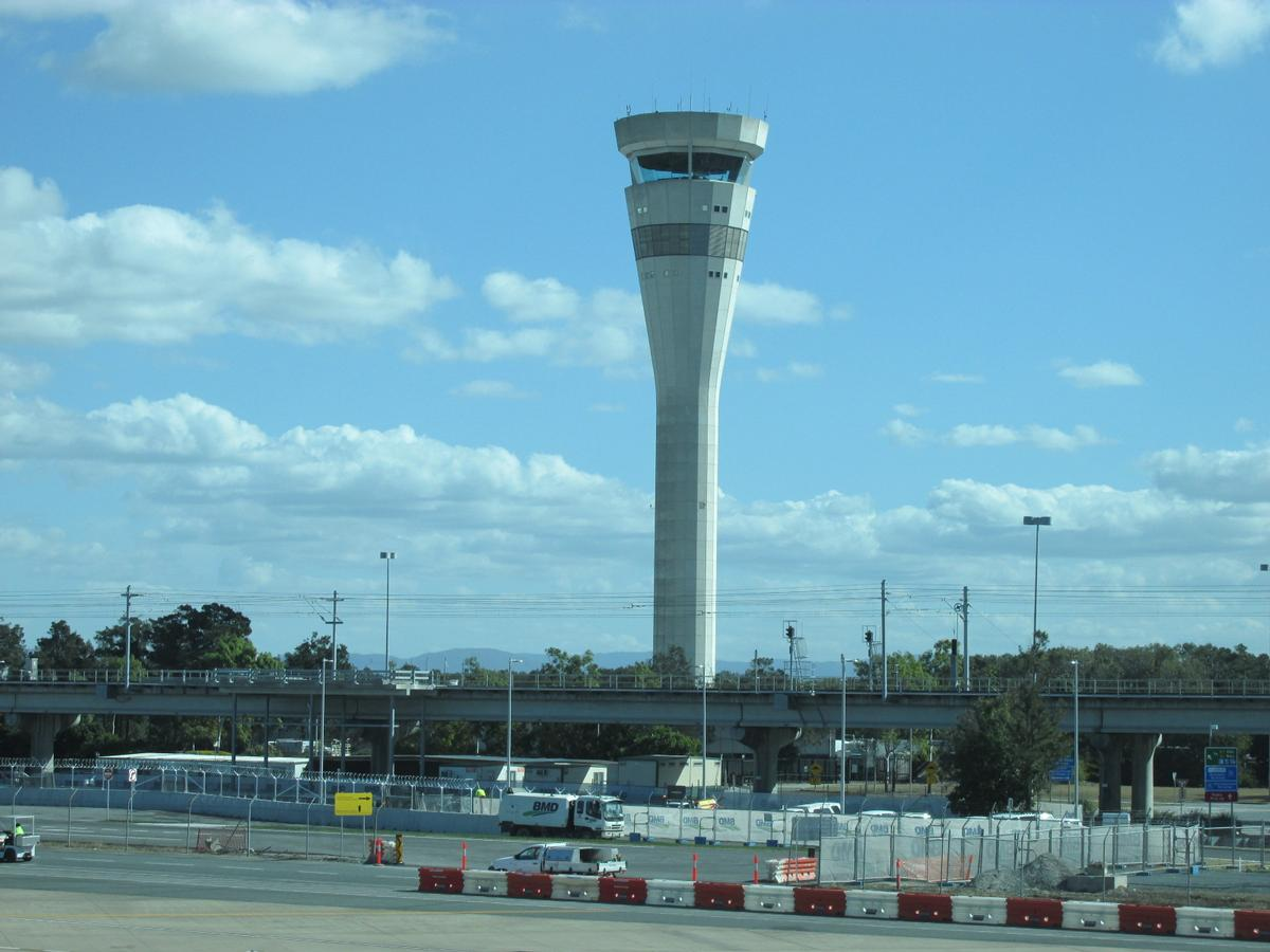 Brisbane Airport Control Tower