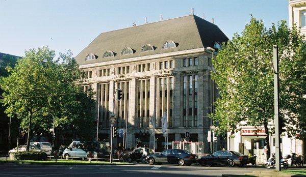 Carsch-Haus, Düsseldorf