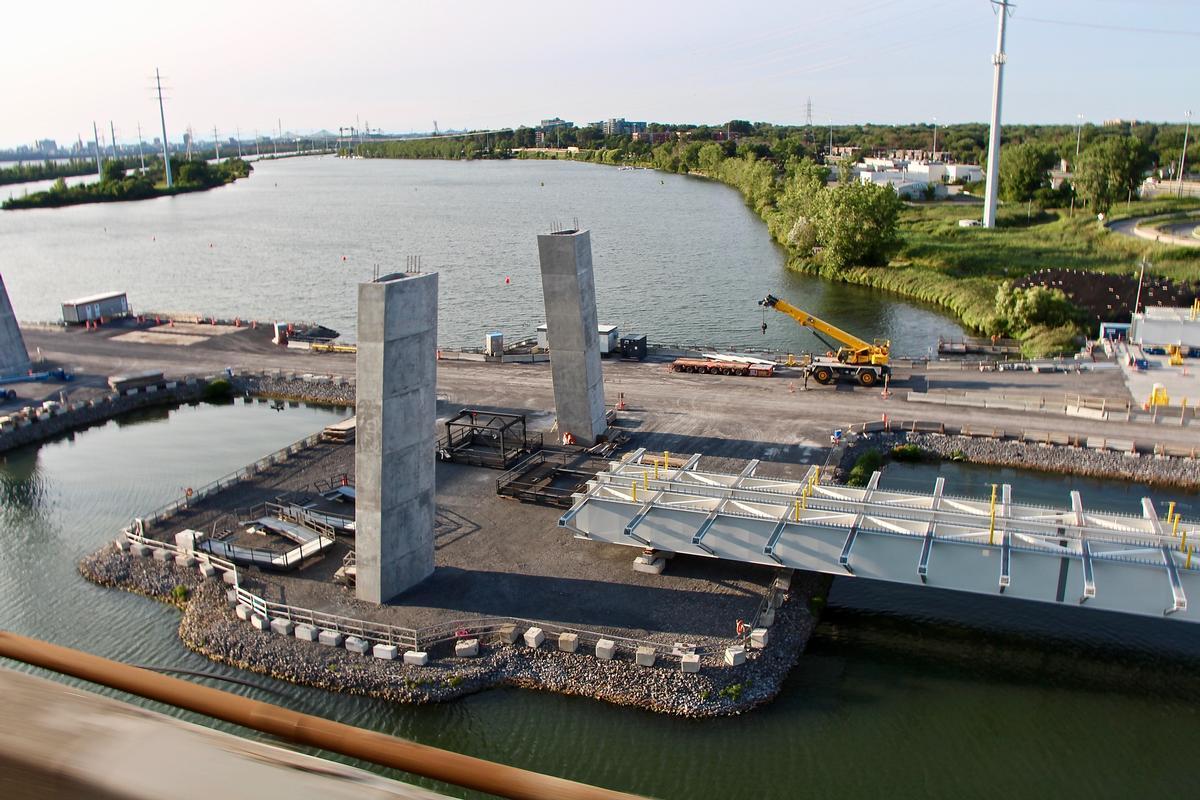 Champlain-Brücke (2018)