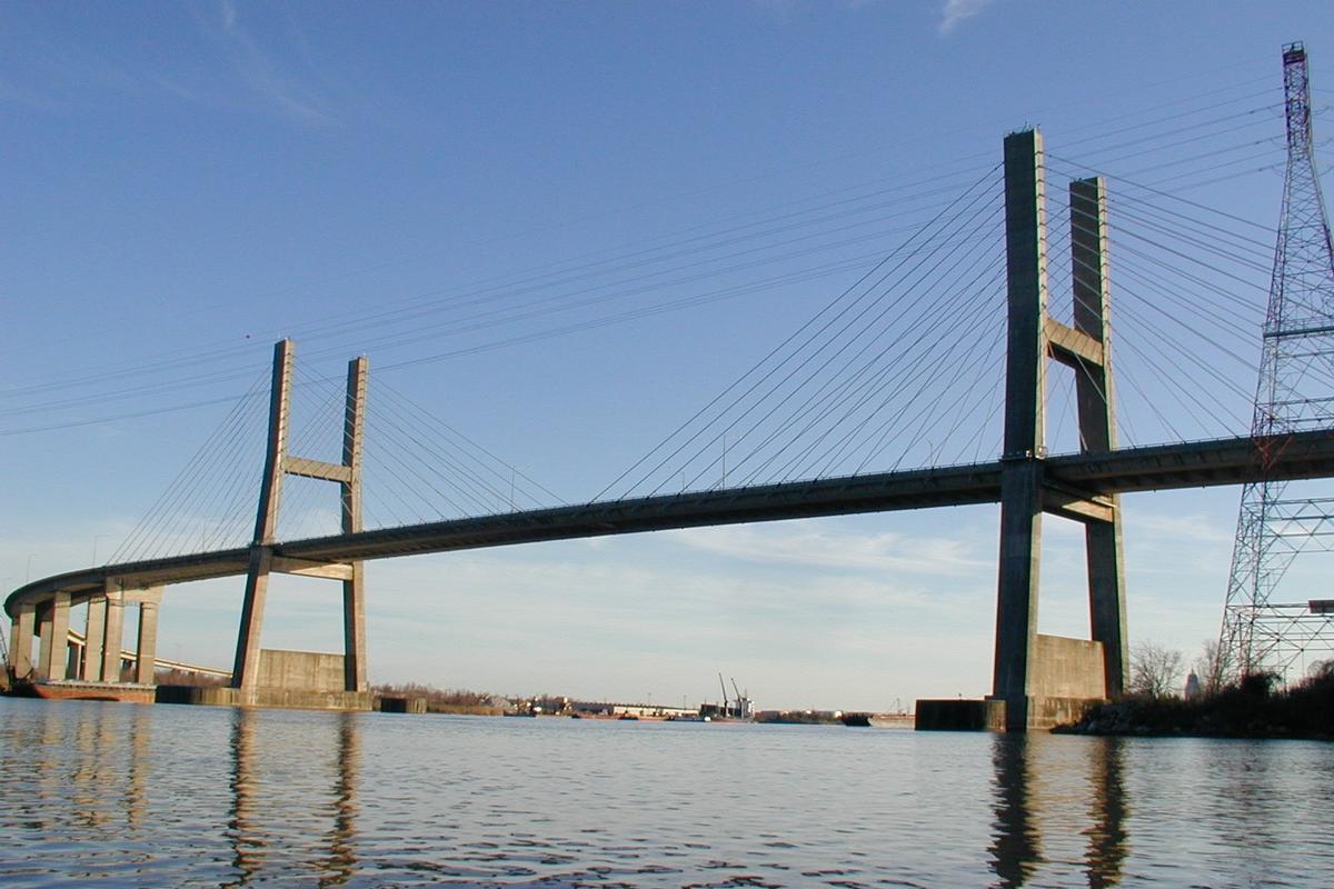 Cochrane-Africatown USA Bridge