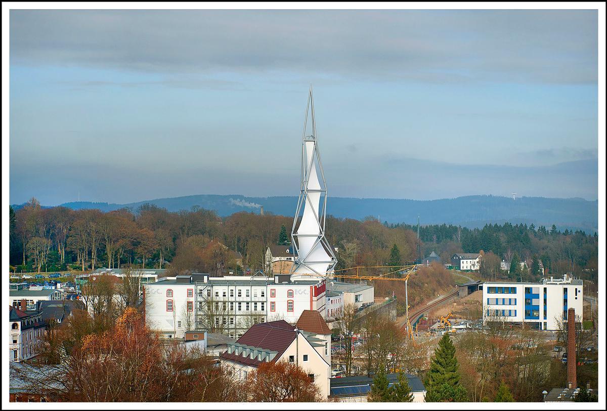 PHÄNOMENTA Science Center Lüdenscheid - Extension