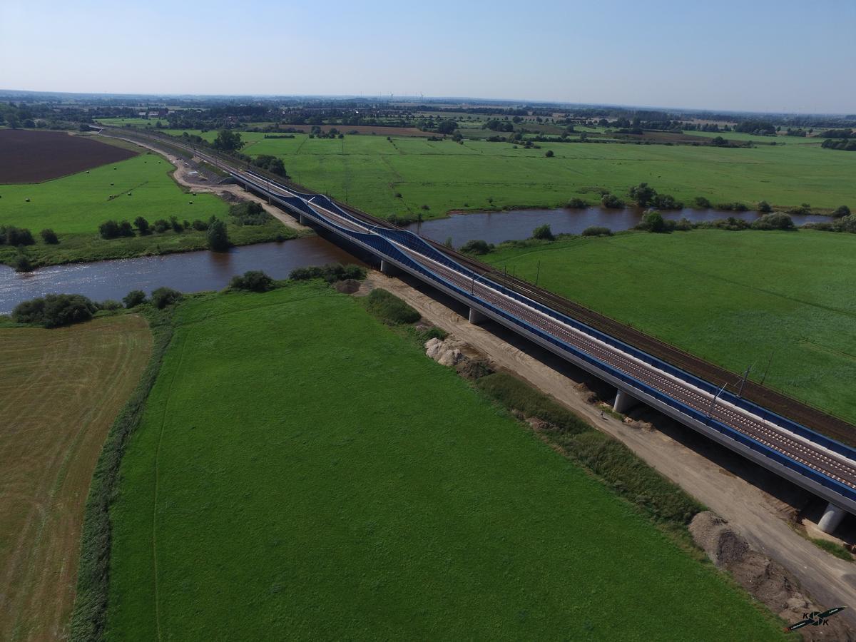 Pont ferroviaire de Verden (2015)
