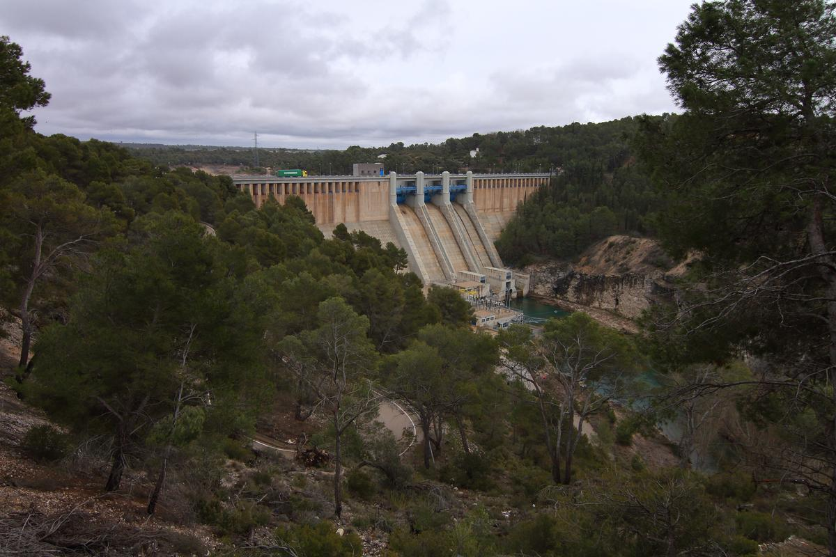 Barrage d'Alarcón