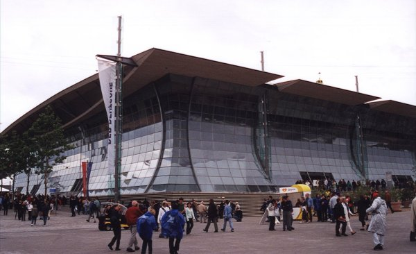 German Pavillion at the Expo 2000