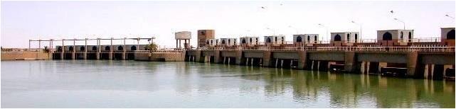 Barrage de Fallujah