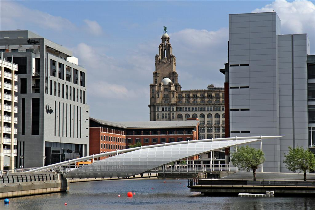 Prince's Dock Footbridge