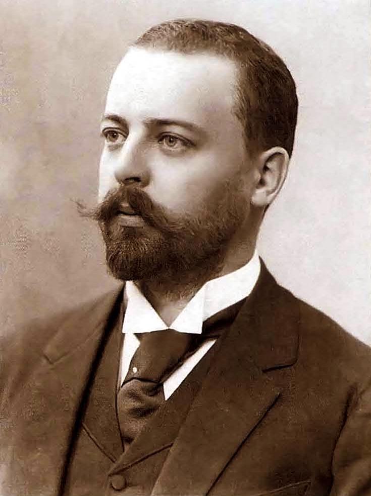 Fjodor Ossipowitsch (Franz Albert) Schechtel