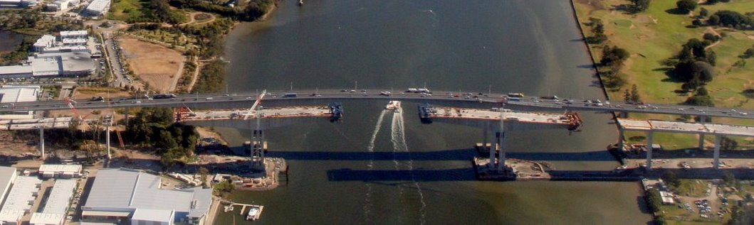 Sir Leo Hielscher Bridge (2010)