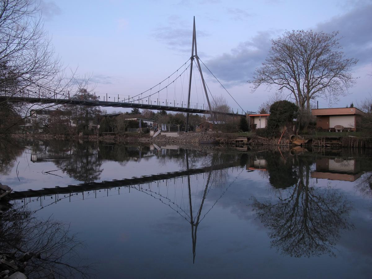 Passerelle de Gießen