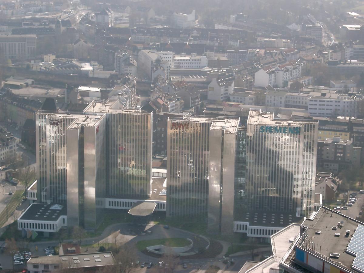 RWI-Gebäude, Düsseldorf