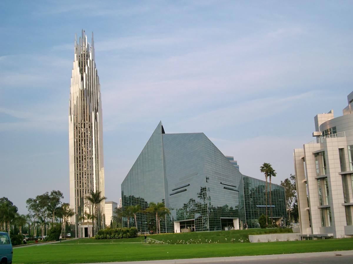 Crystal Cathedral, Garden Grove, California