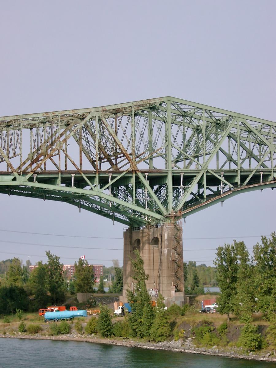 Pont Champlain, Montréal, Québec