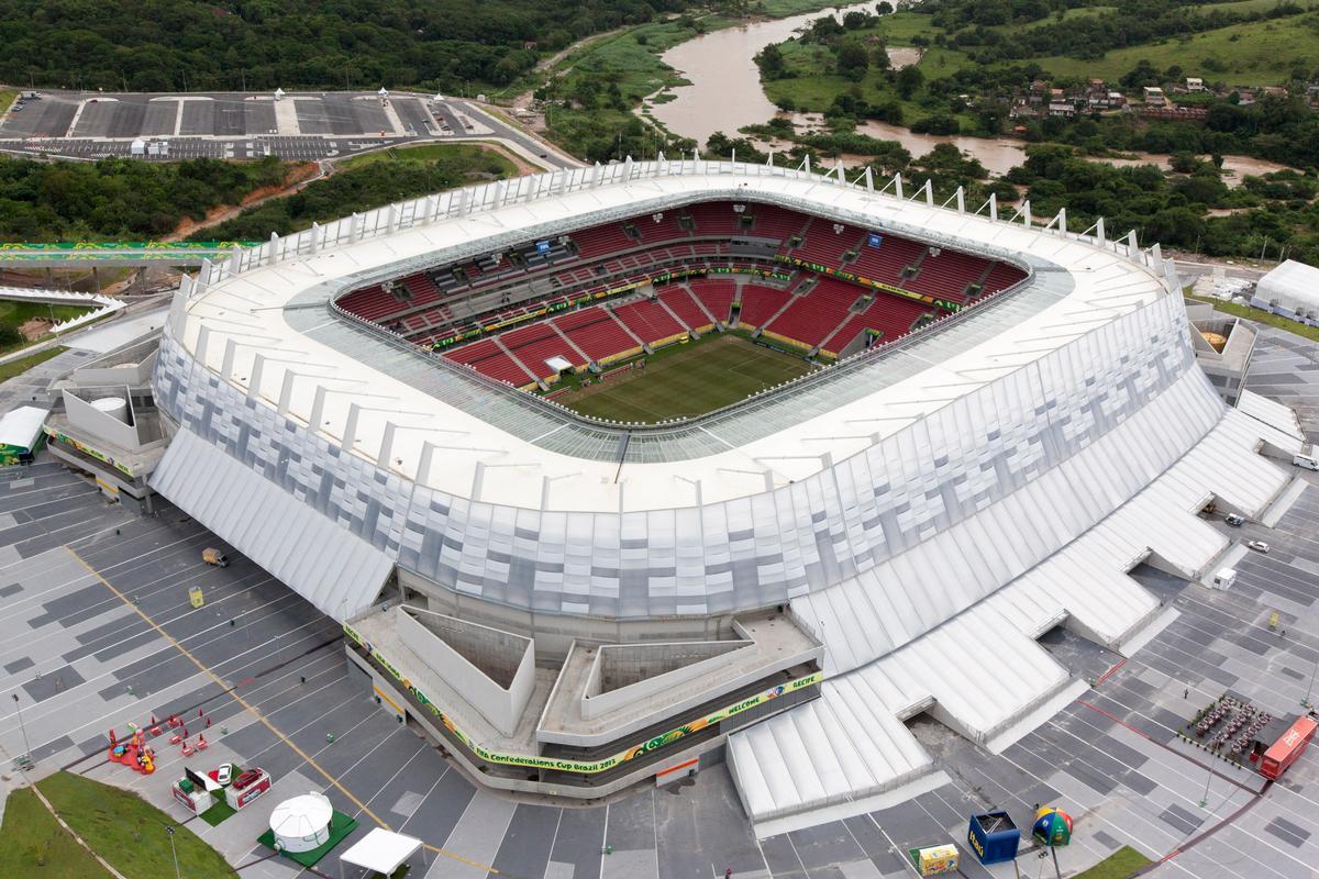 Itaipava Arena Pernambuco