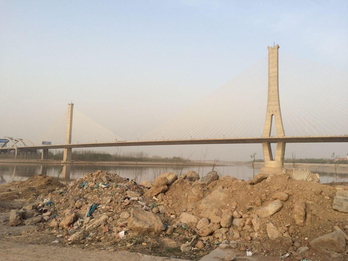 Jinan Jianbang Yellow River Bridge