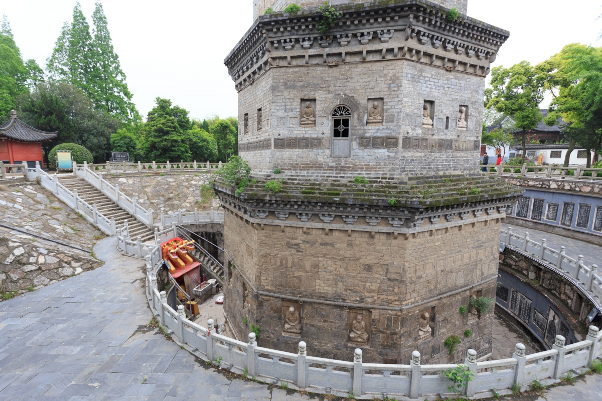 Wanshou Pagoda