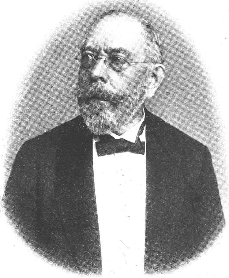 Josef Schulz, Architekt (1840–1917)