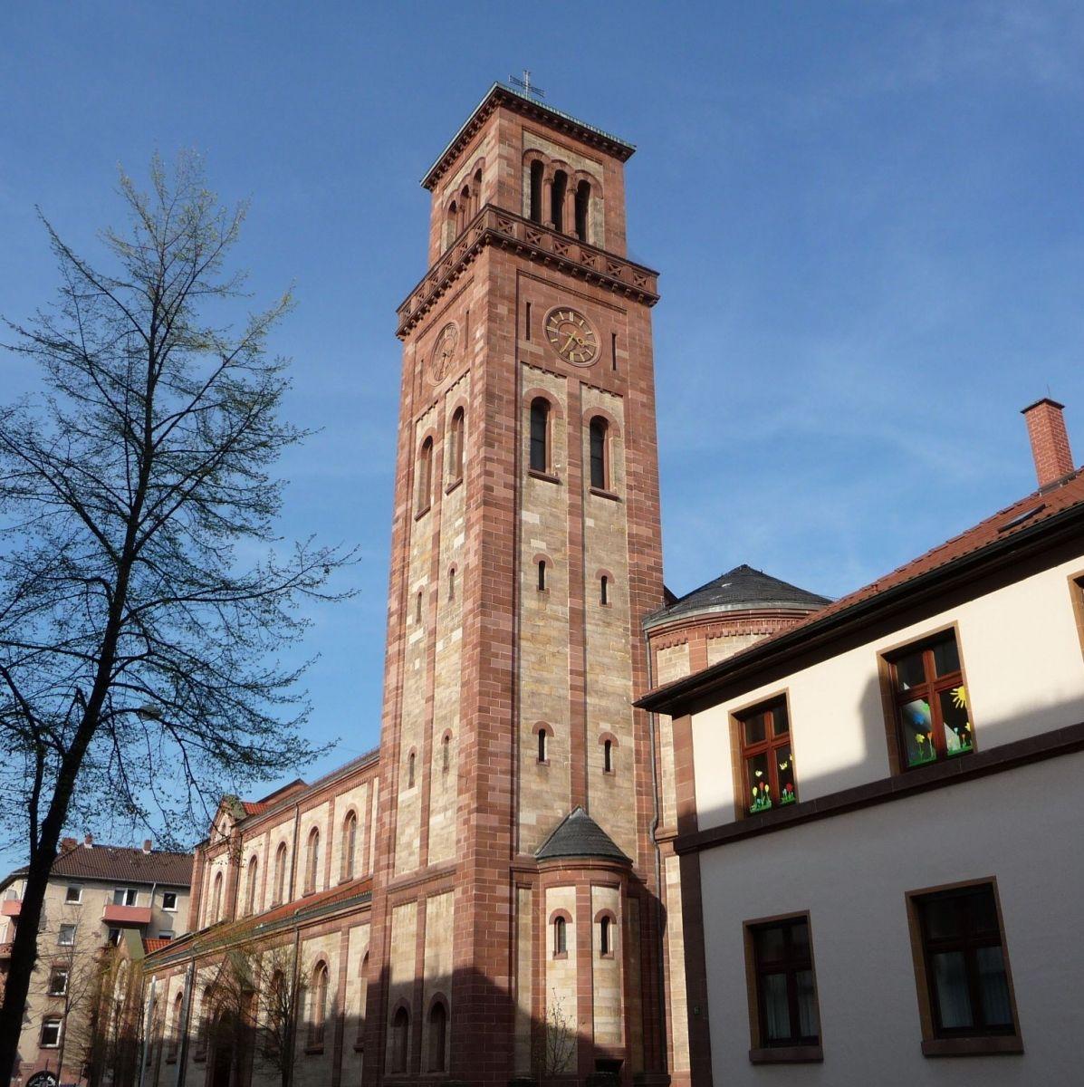 Sankt-Josef-Kirche