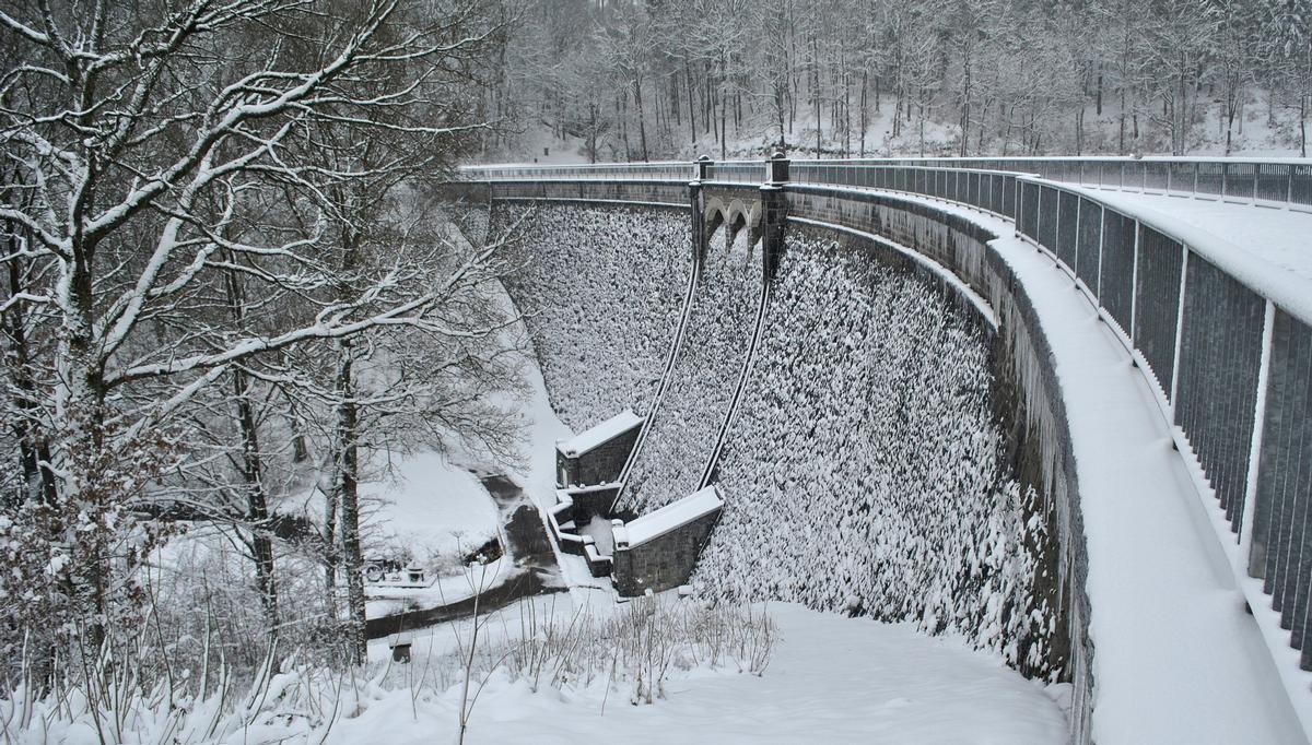 Barrage du Jubach