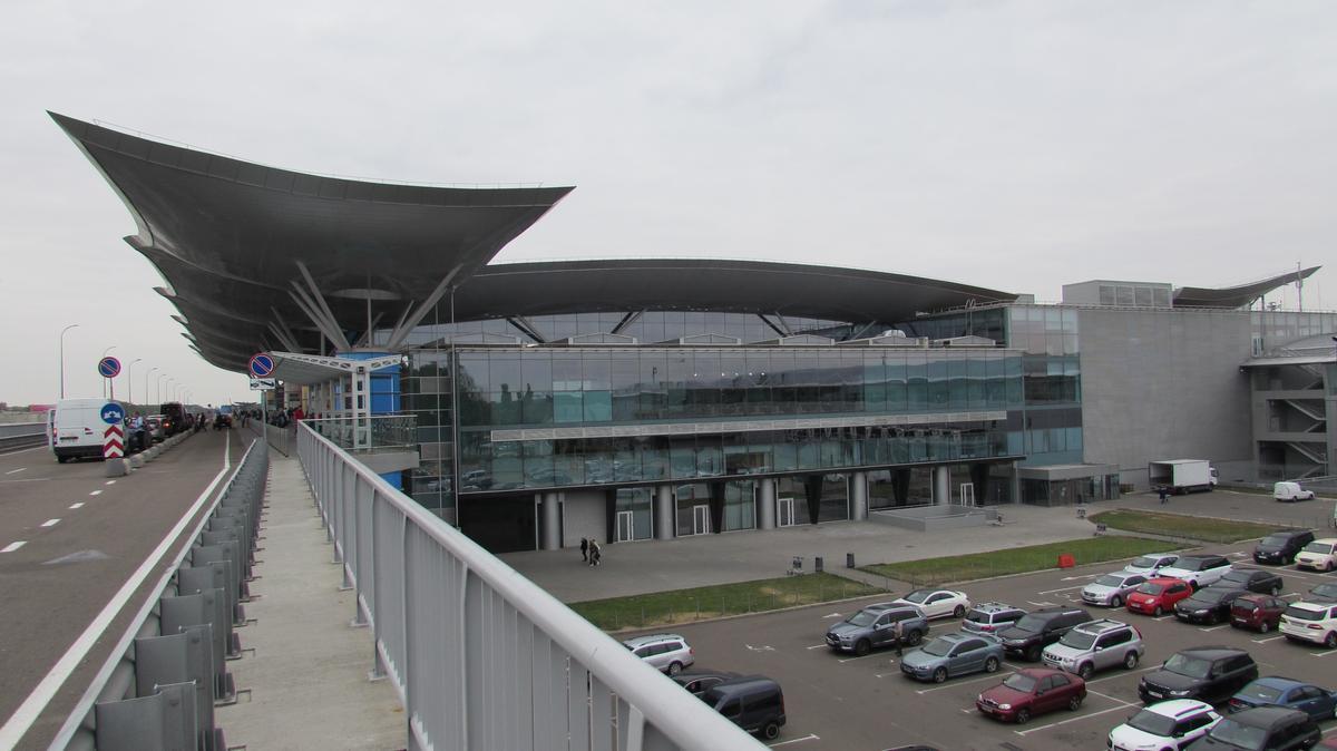 Boryspil International Airport Terminal D