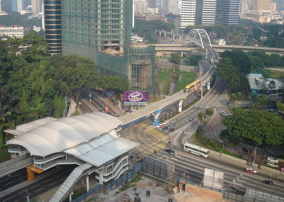 Monorailstation Bukit Nanas