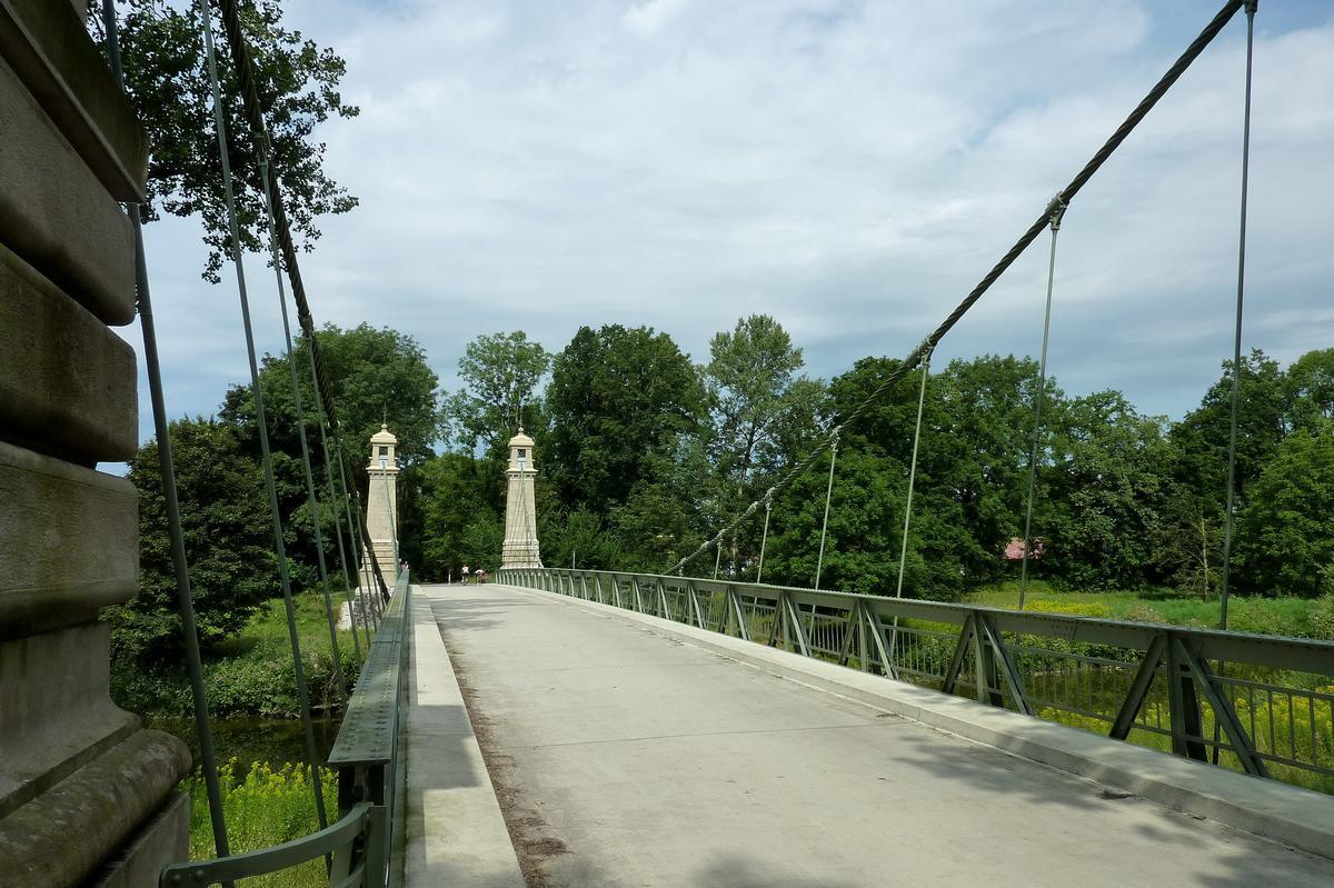 Langenargen Suspension Bridge