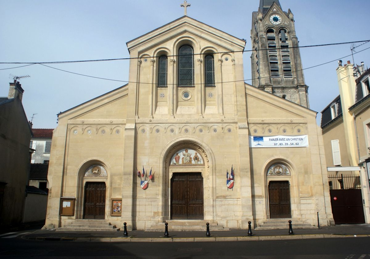 Église Saint-Leu-et-Saint-Gilles de Saint-Leu-la-Forêt