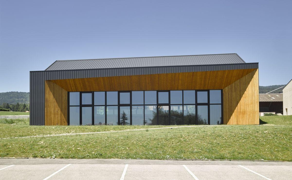 Gemeindezentrum Le Vaud