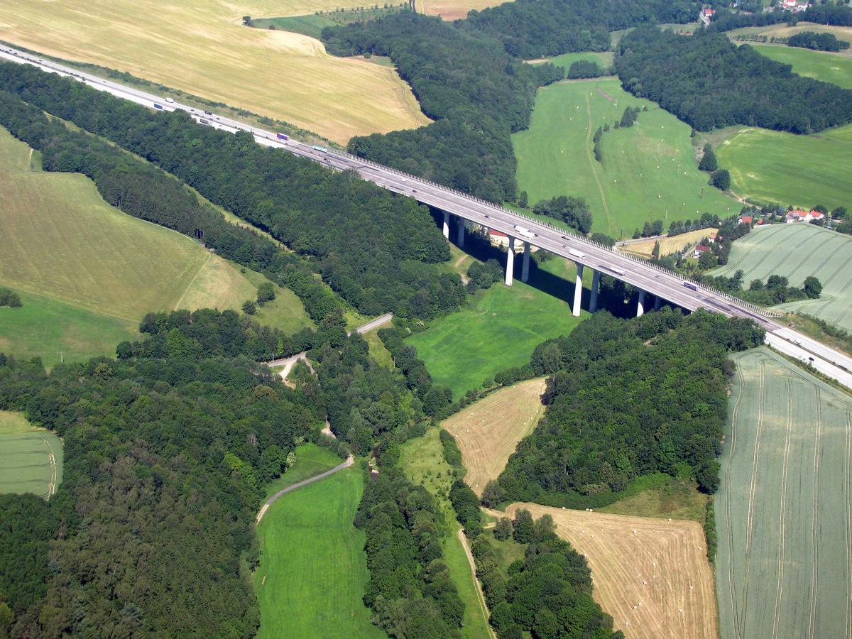 Viaduc de Triebischtal