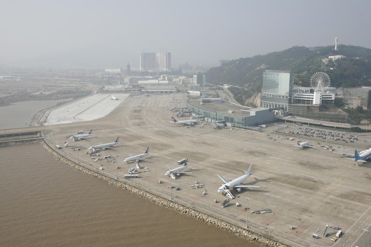 Flughafen Macao