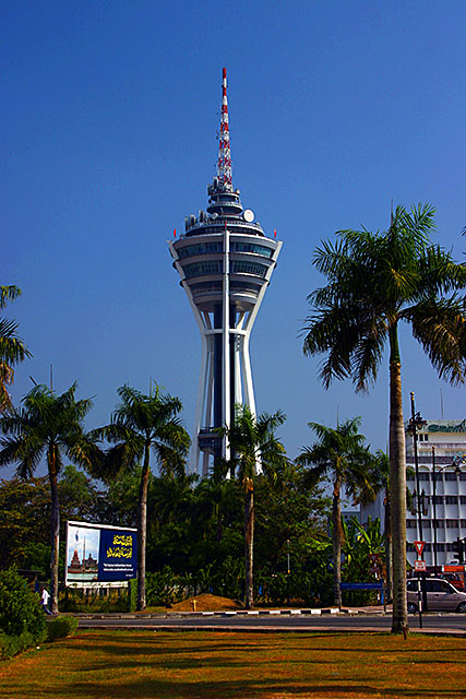 Tour de communication d'Alor Setar