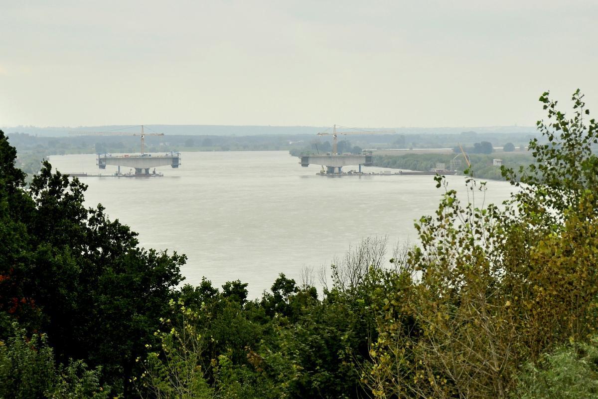 Autobahnbrücke Grudziądz (A 1)