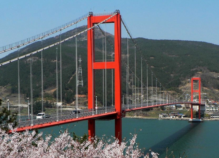 Namhae Grand Bridge