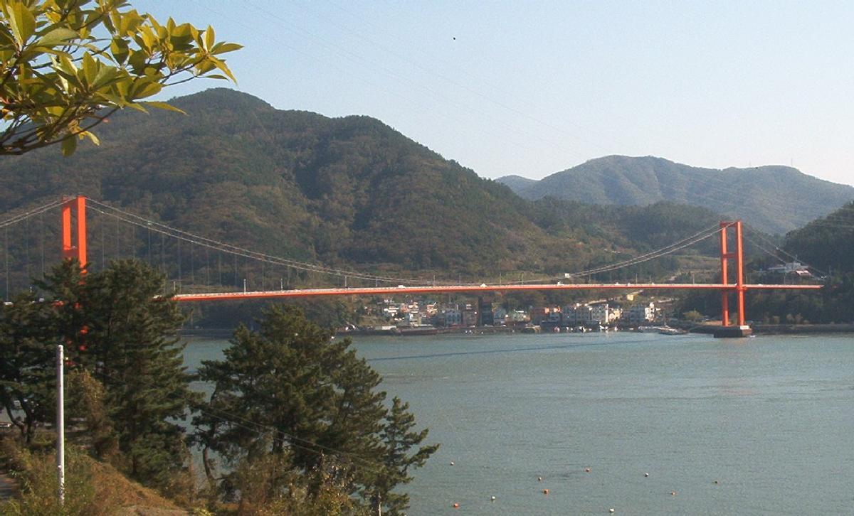 Namhae Grand Bridge