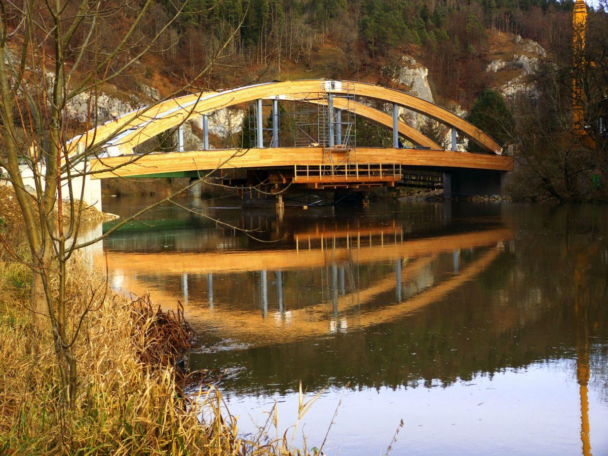 Gutenstein Bridge
