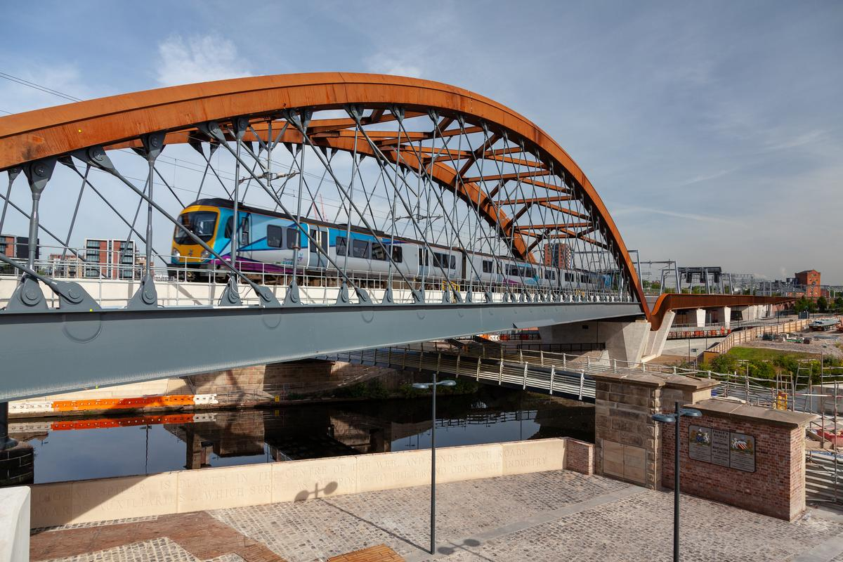 River Irwell Crossing