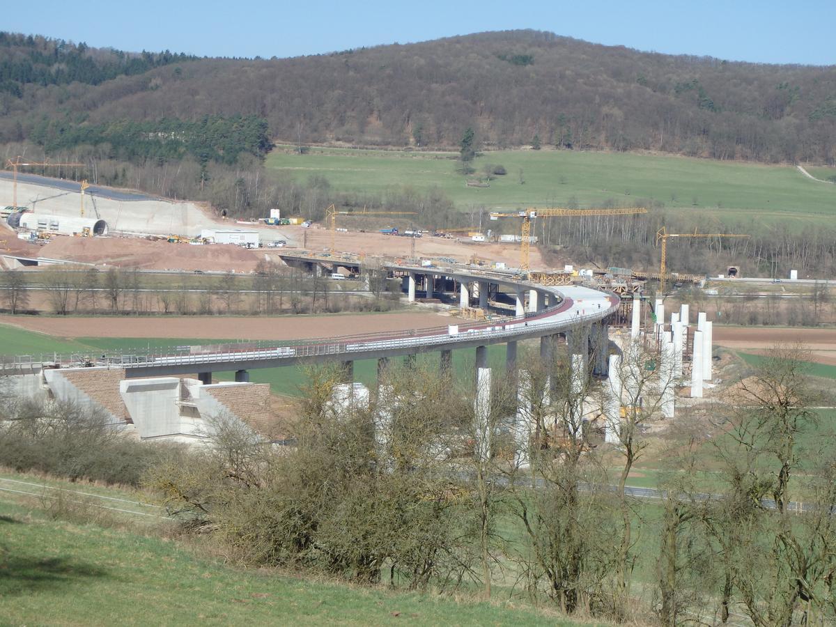 Wehretalbrücke Reichensachsen