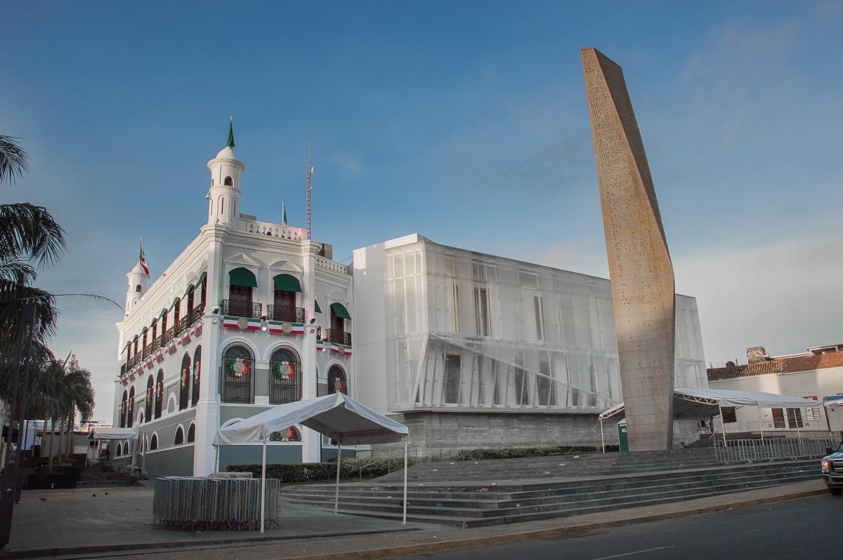 Palacio de Gobierno de Tabasco