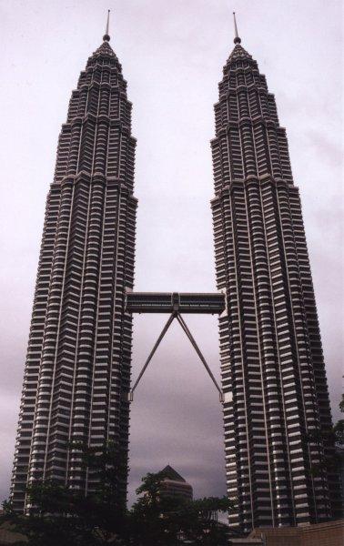 Petronas Towers.
