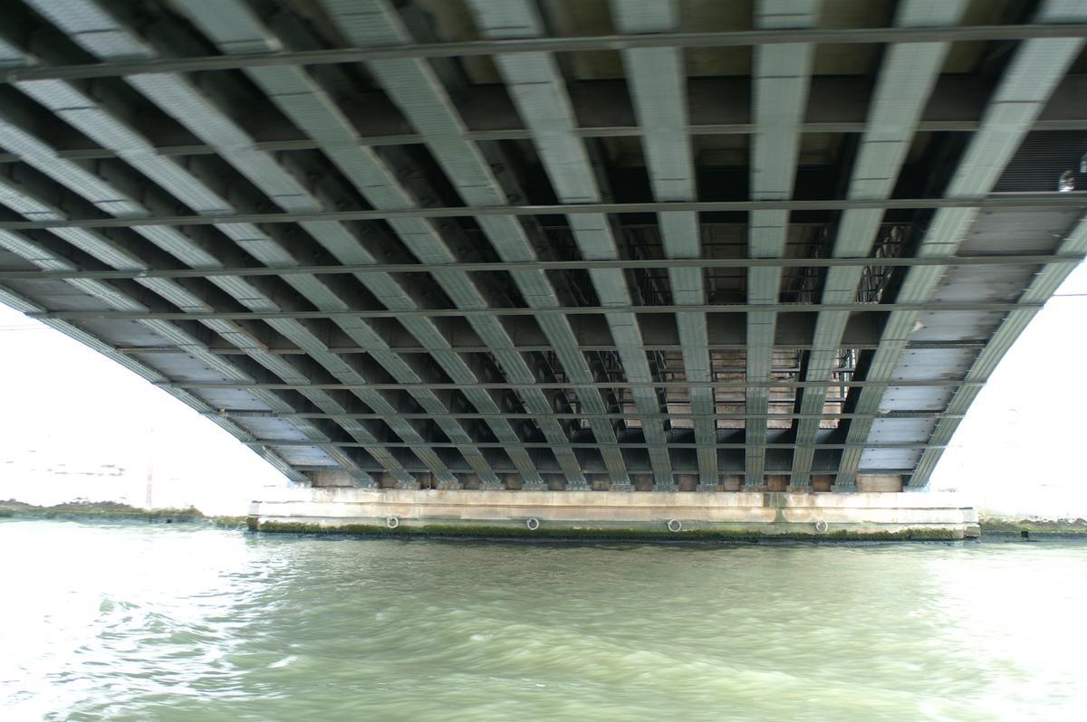 Pont d'Arcole, Paris