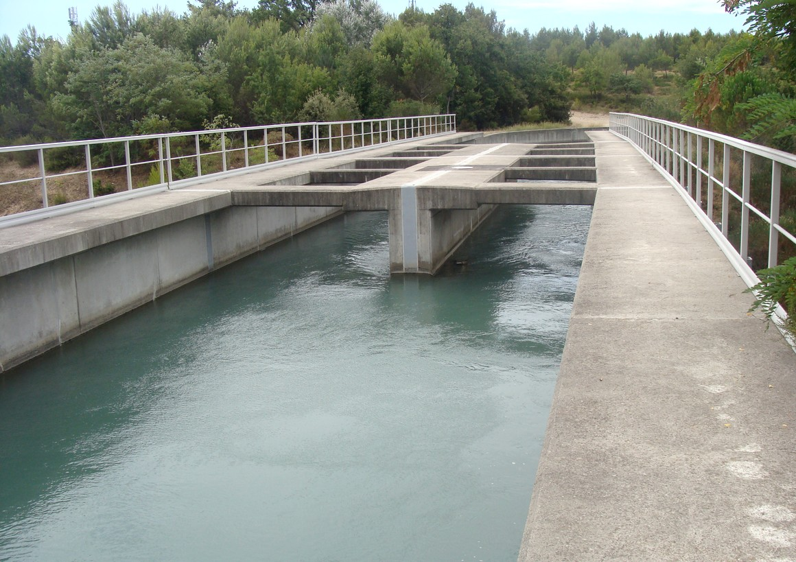Kanalbrücke Valmousse