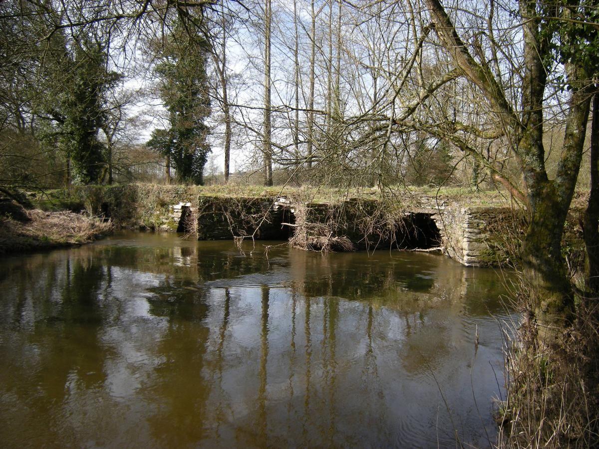 Pont gaulois de Sainte-Catherine
