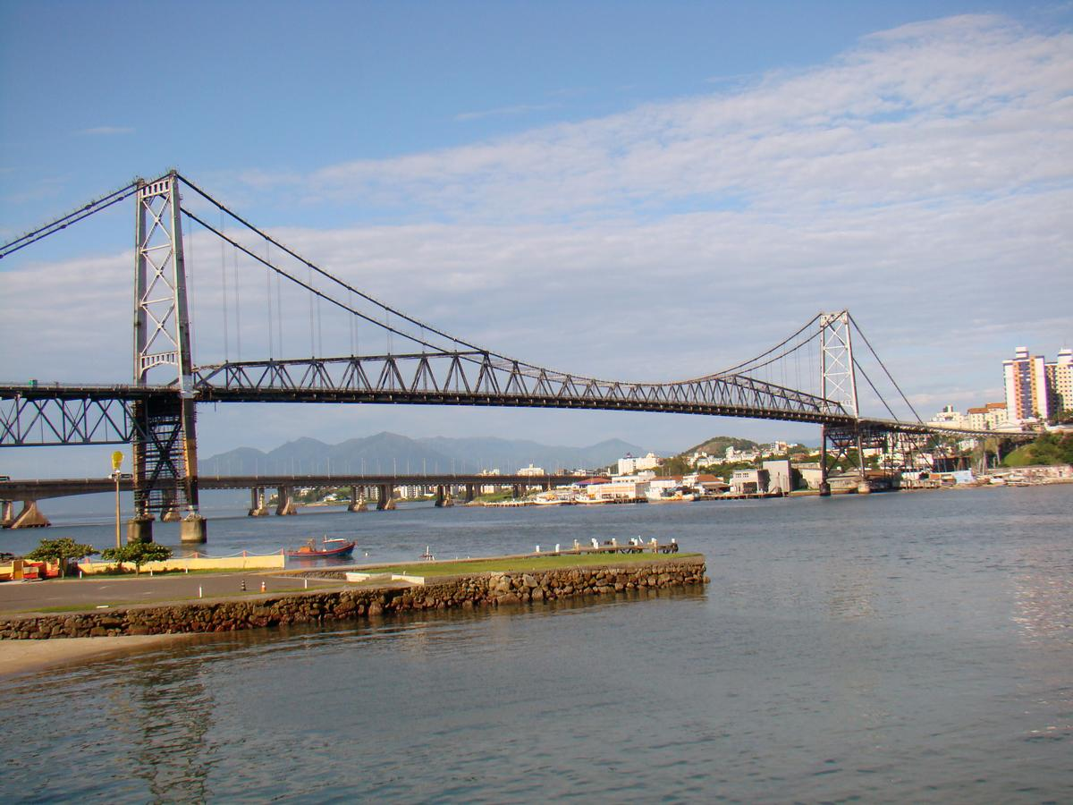 Hercilio Luz Bridge