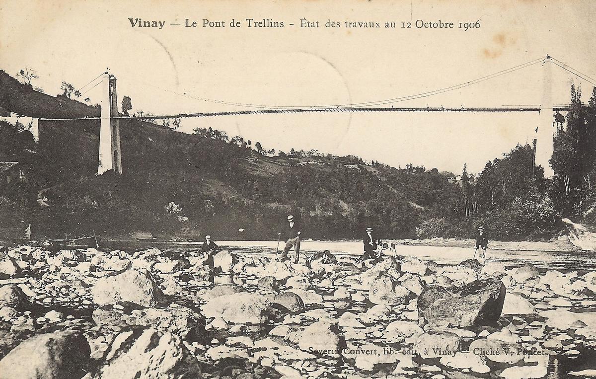 Trellins Suspension Bridge