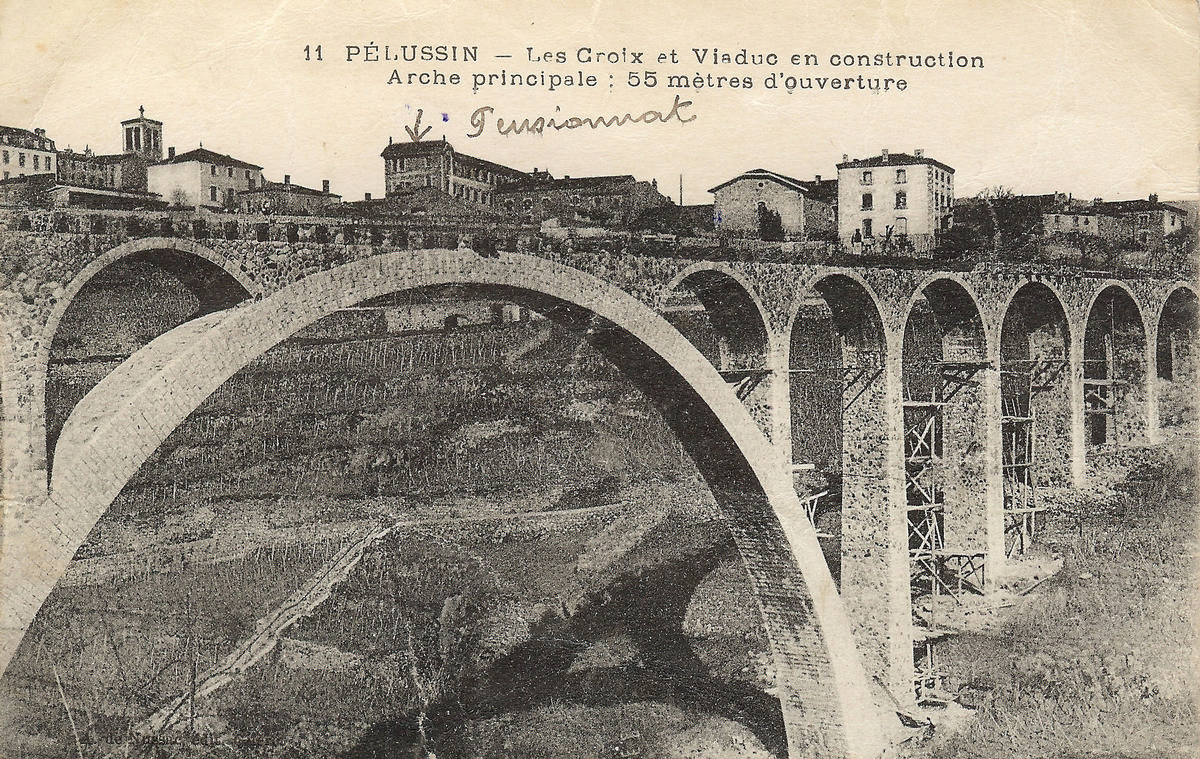 Pélussin Tramway Bridge
